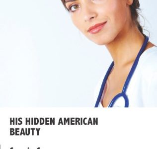 Book Cover His Hidden American Beauty by Connie Cox
